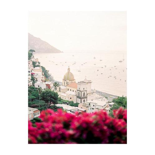 Ethereal Sunrise in Positano - No 04
