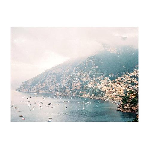 Way to Positano