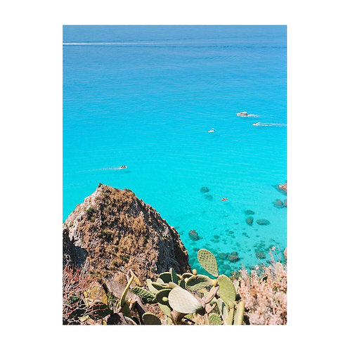 Crystal Waters in Capo Vaticano - No. 02