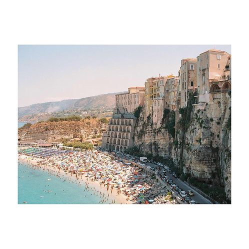 A Summer Morning in Tropea Beach - No. 03