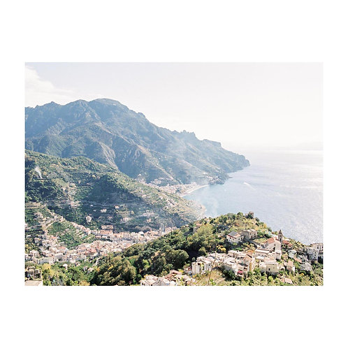 Morning view from Ravello