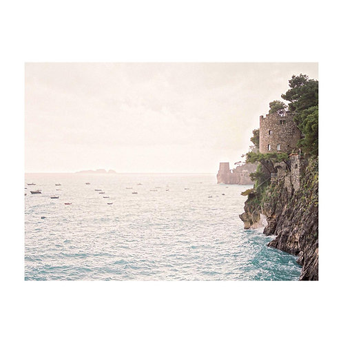 Rainy day in Positano - No 01