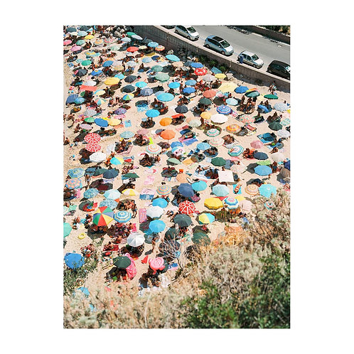 A Summer Morning in Tropea Beach - No. 02