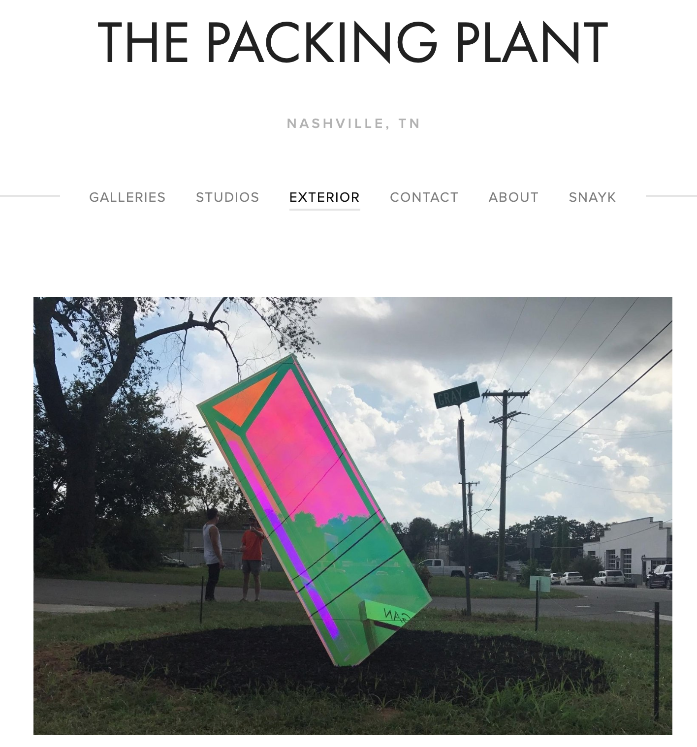 The Packing Plant