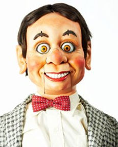 "Greg Claassen ""Johnny"" McElroy Ventriloquist Figure replica"