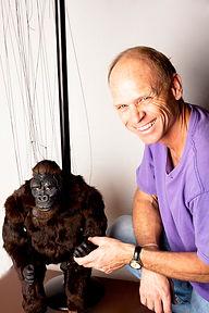Greg Claassen McElroy King Kong marionette