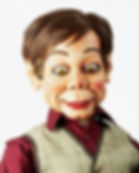 """Greg Claassen """"Duncan"""" McElroy Ventriloquist Figure replica"""