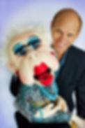 Greg Claassen Ventriloquist Promo Pic
