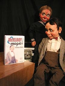 McElroy Magic, Building a Replica! Greg Claassen ventriloquist