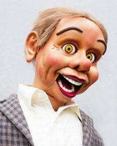 """""""Jimmy"""" McElroy Figure replica"""