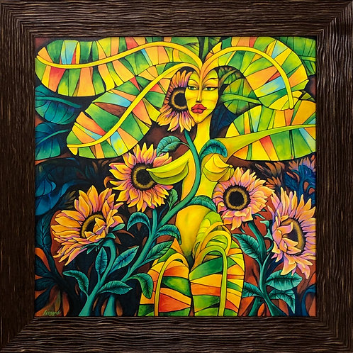 Sunflower Romance