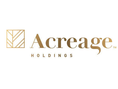 Acreage Holdings Increases Revenue 17% Sequentially to $31.7 Million in Third Quarter Results