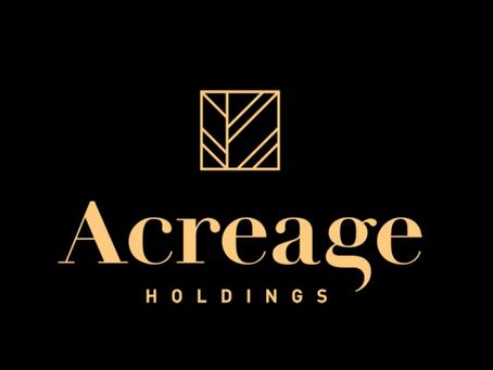 Acreage Announces Retirement of Short-Term Strategic Financing