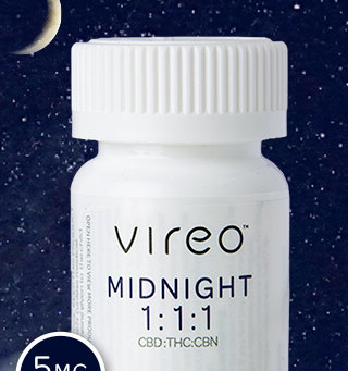 "Vireo Health Launches ""Midnight"" Cannabis Brand"
