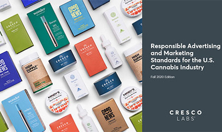 Cresco Labs Establishes Comprehensive Standards for Responsible Advertising & Marketing of Cannabis
