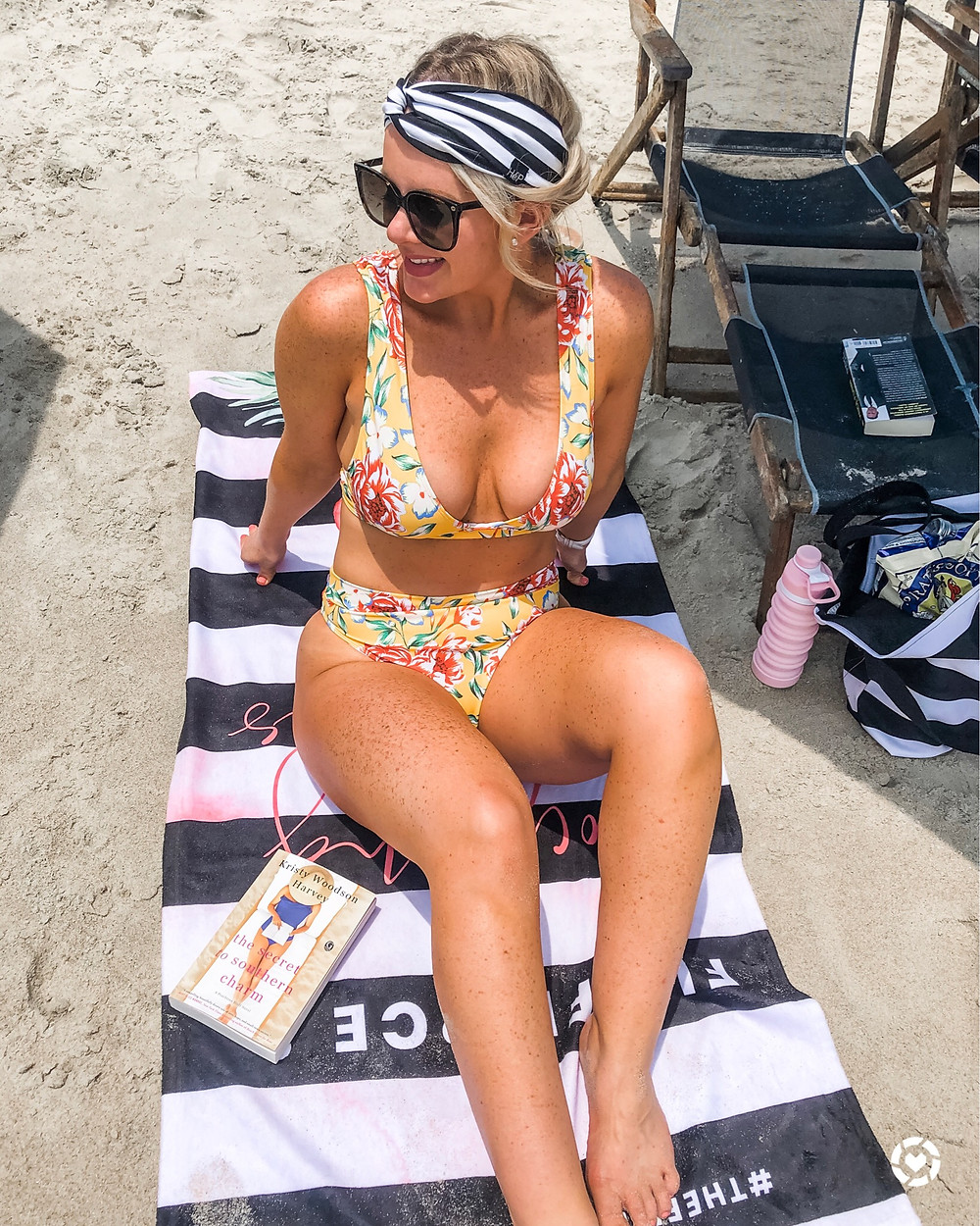 5 weeks pregnant on vacation to Tybee Island.
