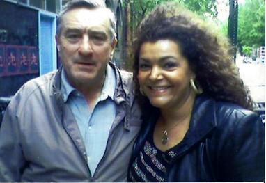 With Robert DeNiro in EVERYBODY'S FINE