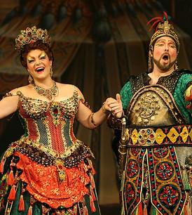 Carlotta and Piangi, PHANTOM OF THE OPERA