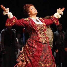 Carlotta, PHANTOM OF THE OPERA — Broadway