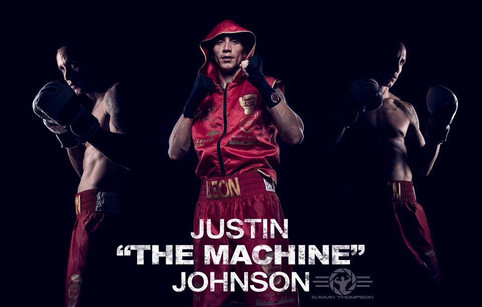 Justin 'The Machine' Johnson