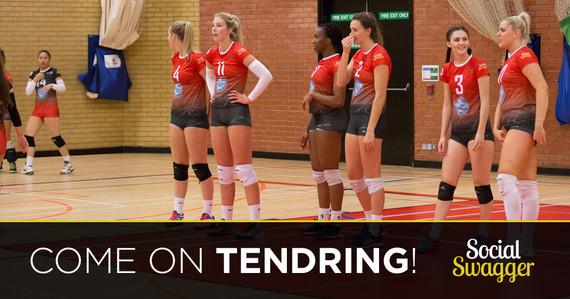 NVL Tendring Ladies | Tendring Volleyball Club