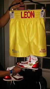 Essex Boxer | Justin Johnson | Social Swagger Sponsorships