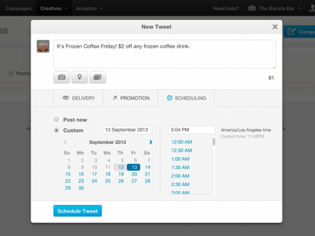 Why You Should Schedule Your Tweets To Grow Your Twitter Presence