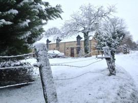 Le Boise Ellier WInter Snow