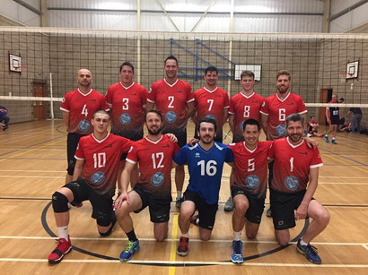 NVL Tendring Men | Tendring Volleyball Club