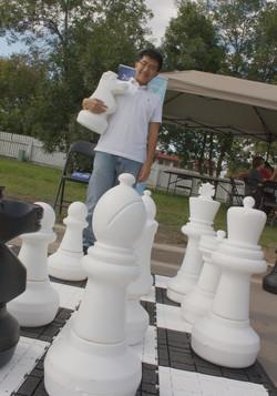 Fort McMurray Chess Club Mega Chess