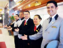 Assistente de Turismo e Hotelaria