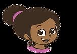 ילדה מחייכת ללא רקע , פונד.png