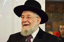 הרב ישראל מאיר לאו