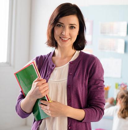 junge Lehrer