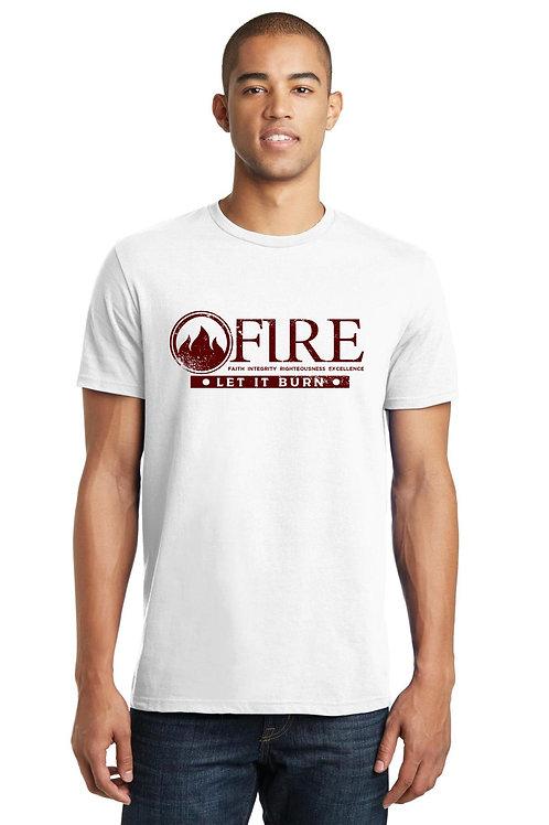 Men's Crew FIRE T-Shirts