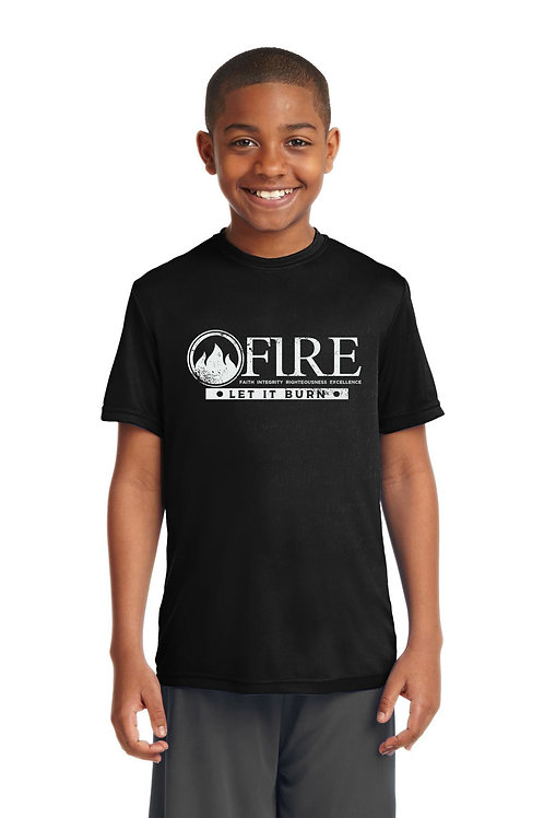 Kid's Crew FIRE T-Shirt