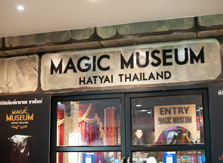3D MAGIC EYES HATYAI