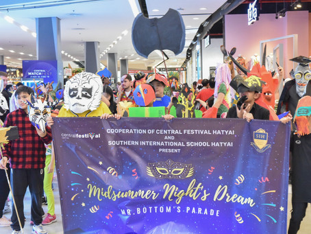 Mr. Bottom's Masked Parade
