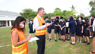 TERM 2 - FIRE DRILL