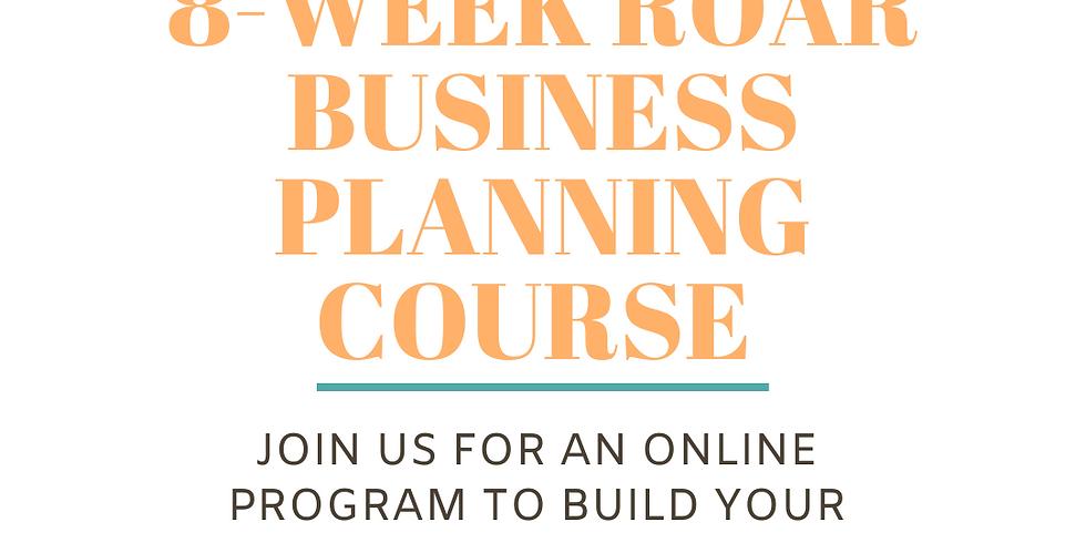 ROAR Business Planning - Part 1