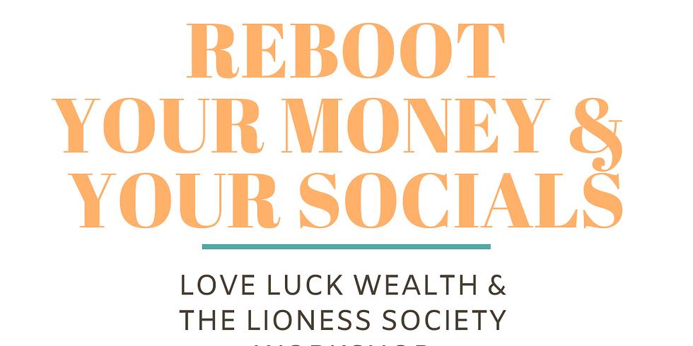Reboot your Money & your Socials 2021