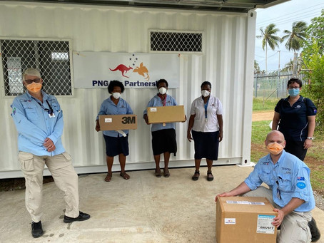 Papua New Guinea and the Surge of COVID-19 Cases
