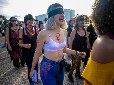 From Chile to Brazil: Latin America's fight for the rights of women
