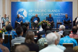 Micronesia exits the Pacific Island Forum over leadership dispute