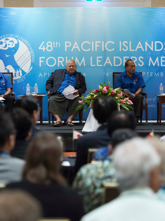 Micronesia exits the Pacific Island Forum over leadership dispute