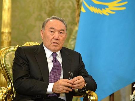Nursultan's Nur-Sultan