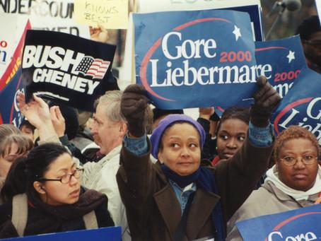 Bush v. Gore 2000: A cautionary tale for Election 2020