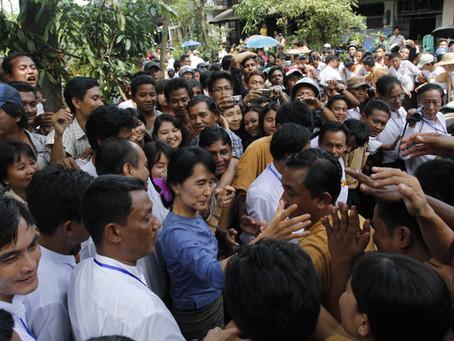 2020 Myanmar Election Recap and Aung San Suu Kyi's Image