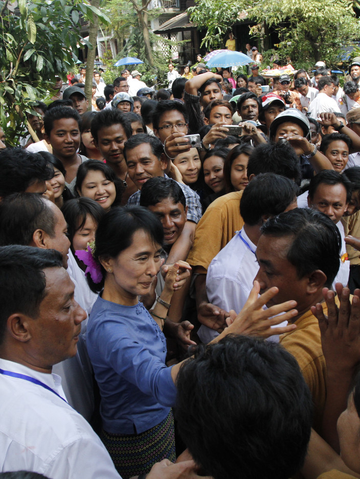 2020 Myanmar Election Recap and Aung San Suu Kyi's Image