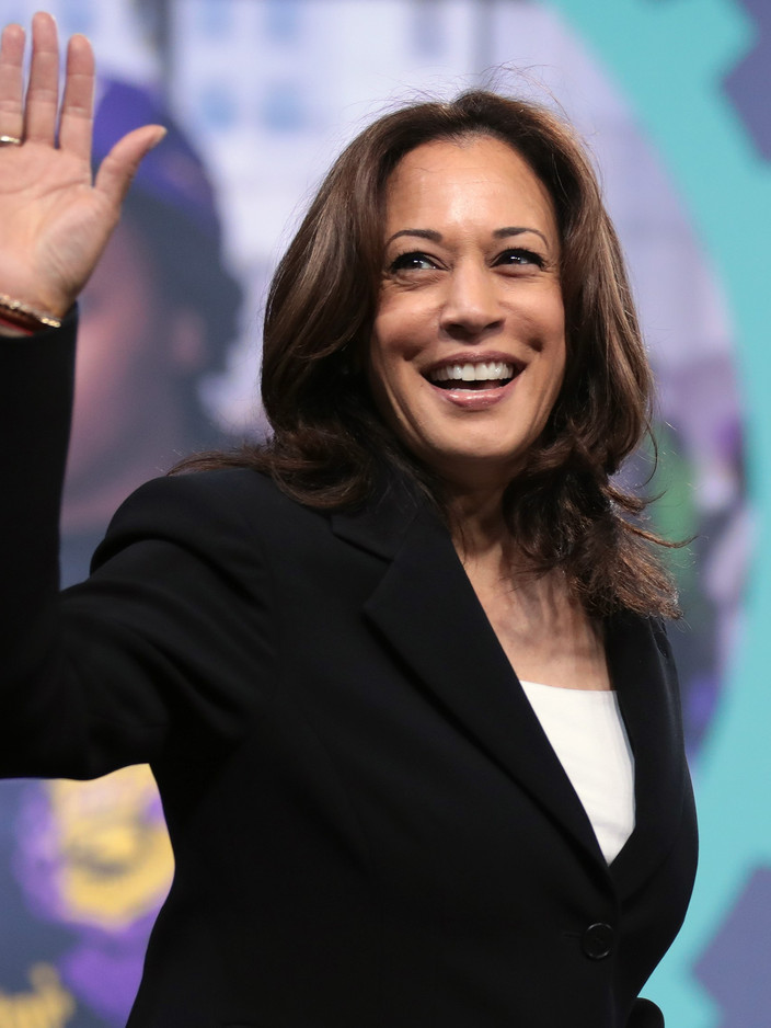 Kamala Harris: A Career of Firsts